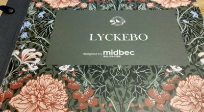 Обои Midbec, коллекция Lyckebo