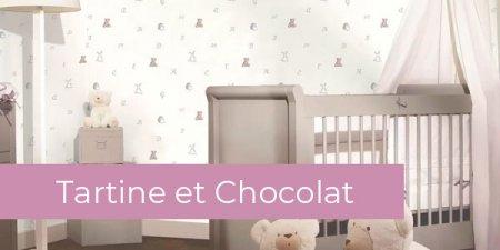 Обои Lutece, коллекция Tartine et chocolat