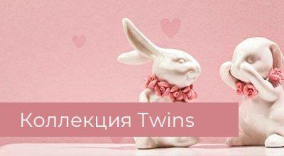 Обои Milassa, коллекция Twins