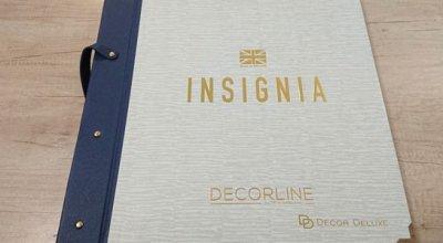 Обои Decor Deluxe, коллекция Insignia