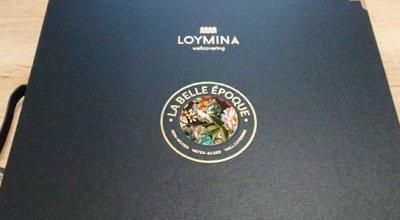 Обои Loymina, коллекция La Belle Epoque