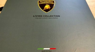 Обои Zambaiti, каталог Lamborghini