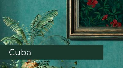 Обои A.S. Creation, коллекция Cuba