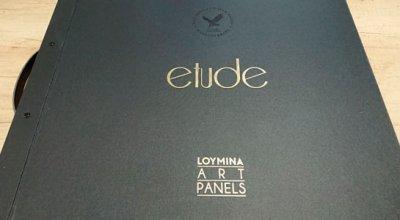 Обои Loymina, коллекция Etude