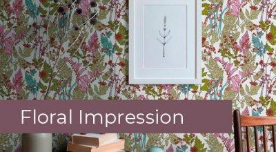 Обои Architects Paper, коллекция Floral Impression