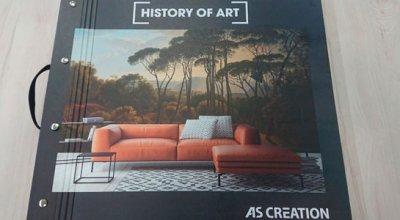 Обои A.S. Creation, коллекция History of art