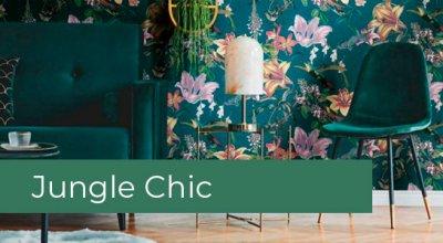 Обои Architects Paper, коллекция Jungle Chic