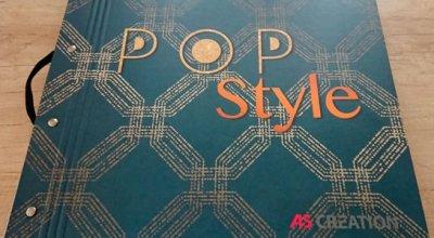 Обои A.S. Creation, коллекция POP Style