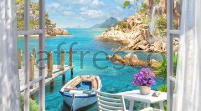Фотообои и фрески Affresco 6528