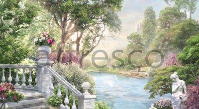 Фотообои и фрески Affresco 6533