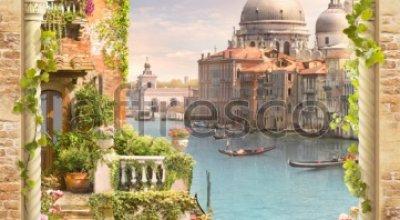 Фотообои и фрески Affresco 6536