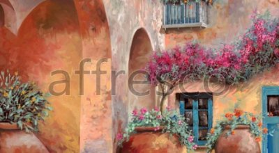 Фотообои и фрески Affresco 6773