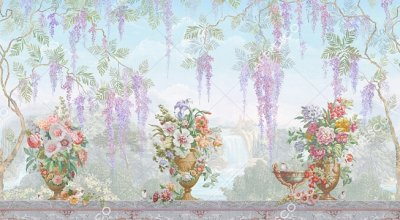 Фотообои и фрески Affresco ID135715