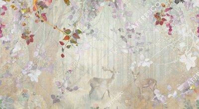 Фотообои и фрески Affresco ID136011