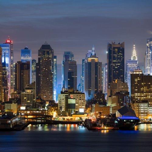 Ночь над Манхеттенем