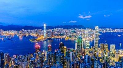 Панорама Гонконга 2