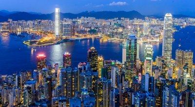 Панорама Гонконга 4